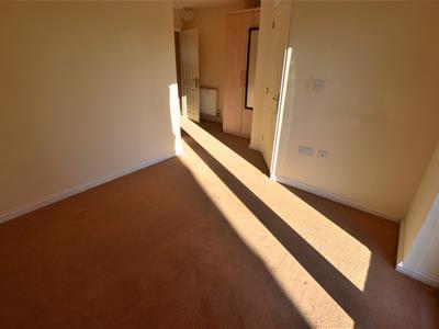 Downstairs bedroom/ Dining room